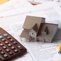 Impacts of credit score on housing loan