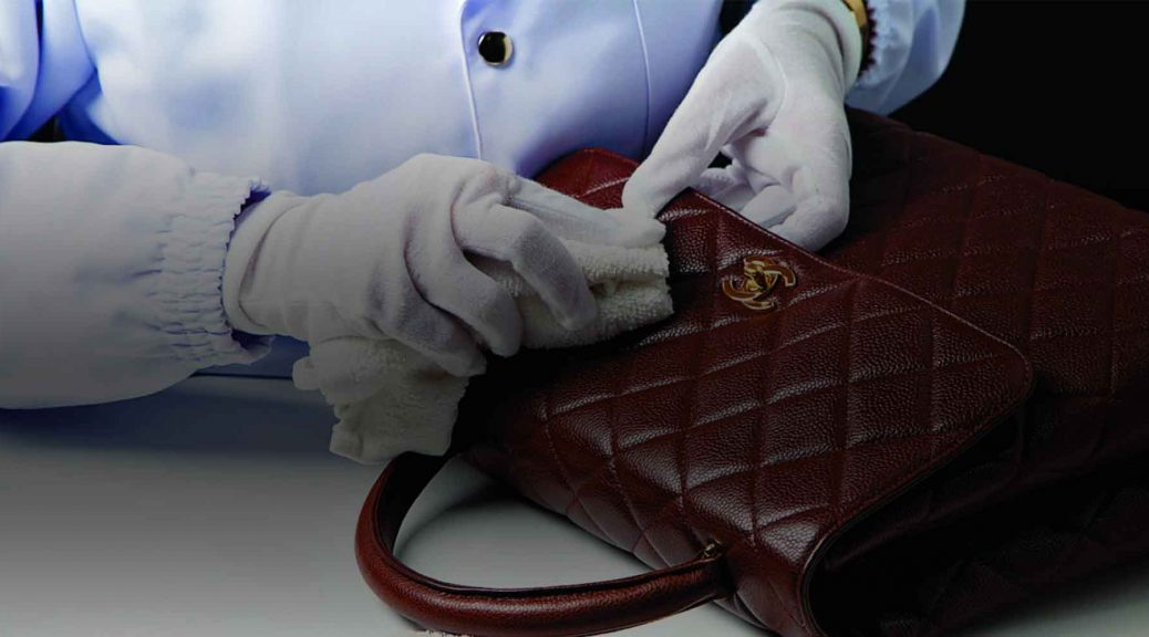 Time to clean your bag with experts