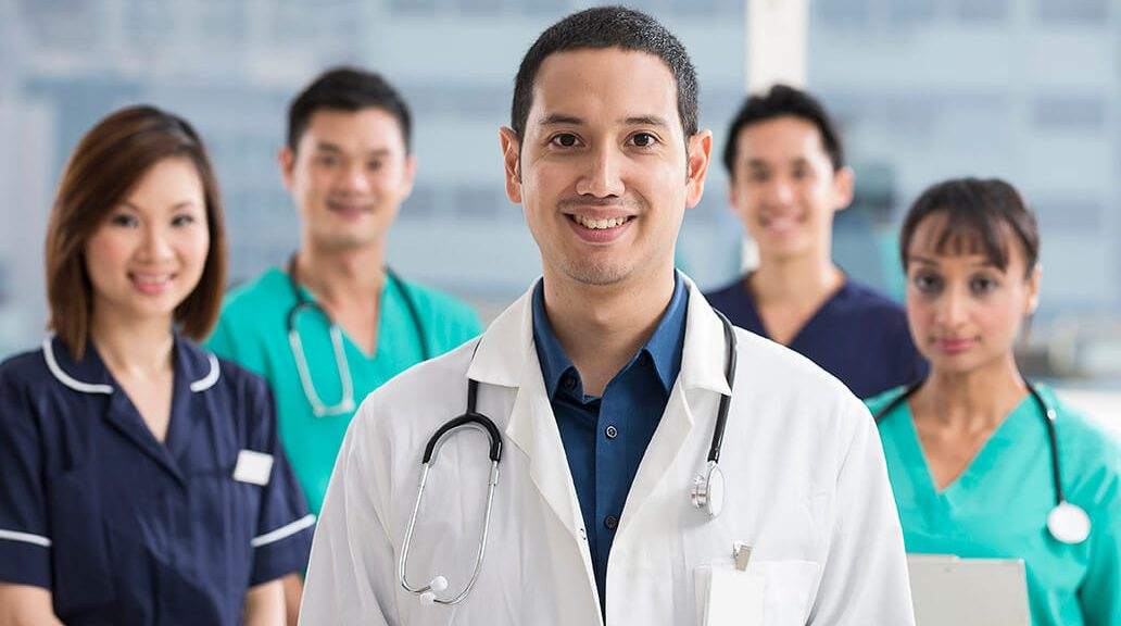 healthcare assistant singapore
